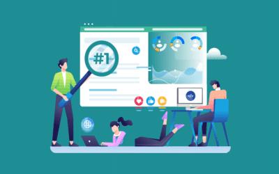 Se hvordan besøkende bruker nettsiden din