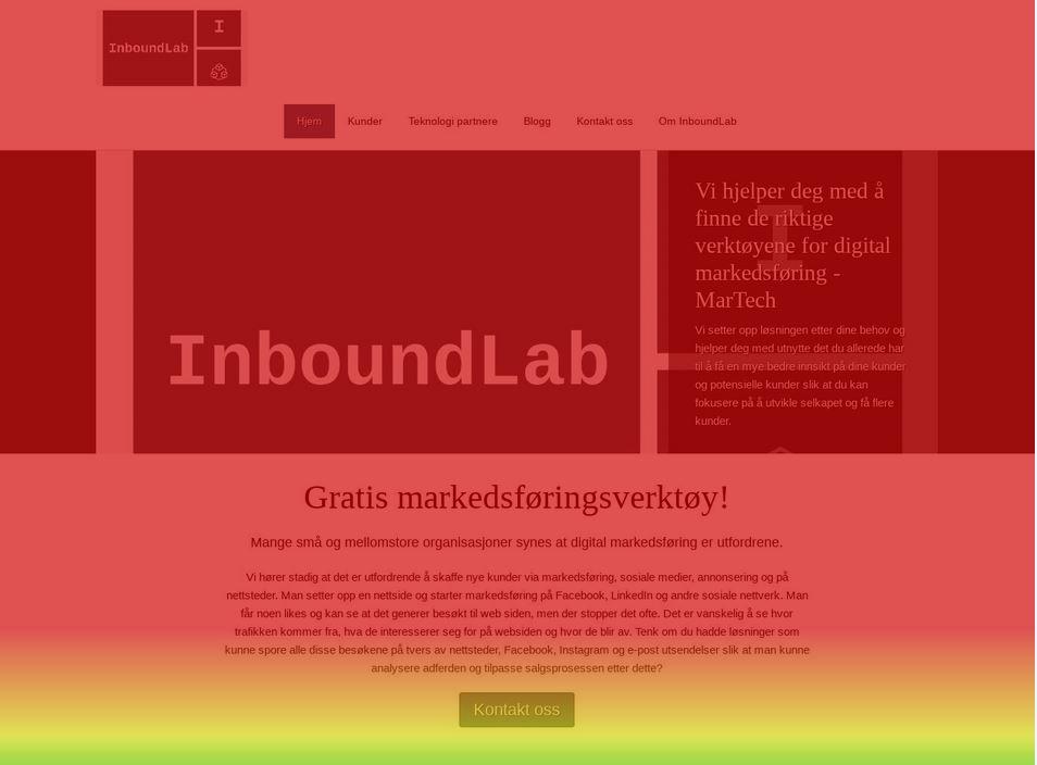 SmartLook - analyse av brukermøsnter på nettsted - Varmekart Skroll