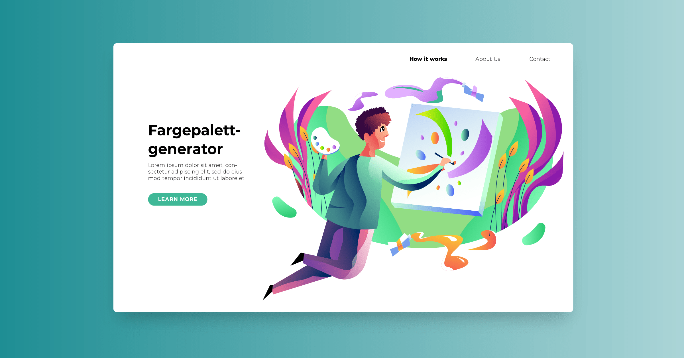 Slik velger du gode farger til nettsiden din