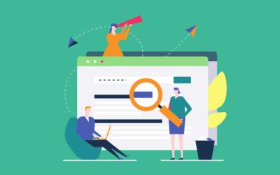 Hjelp brukerne å finne innhold på nettsiden din med nettstedsøk
